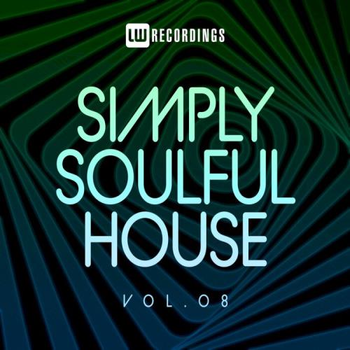 Various Performers - Simply Soulful House, 08 (2021)