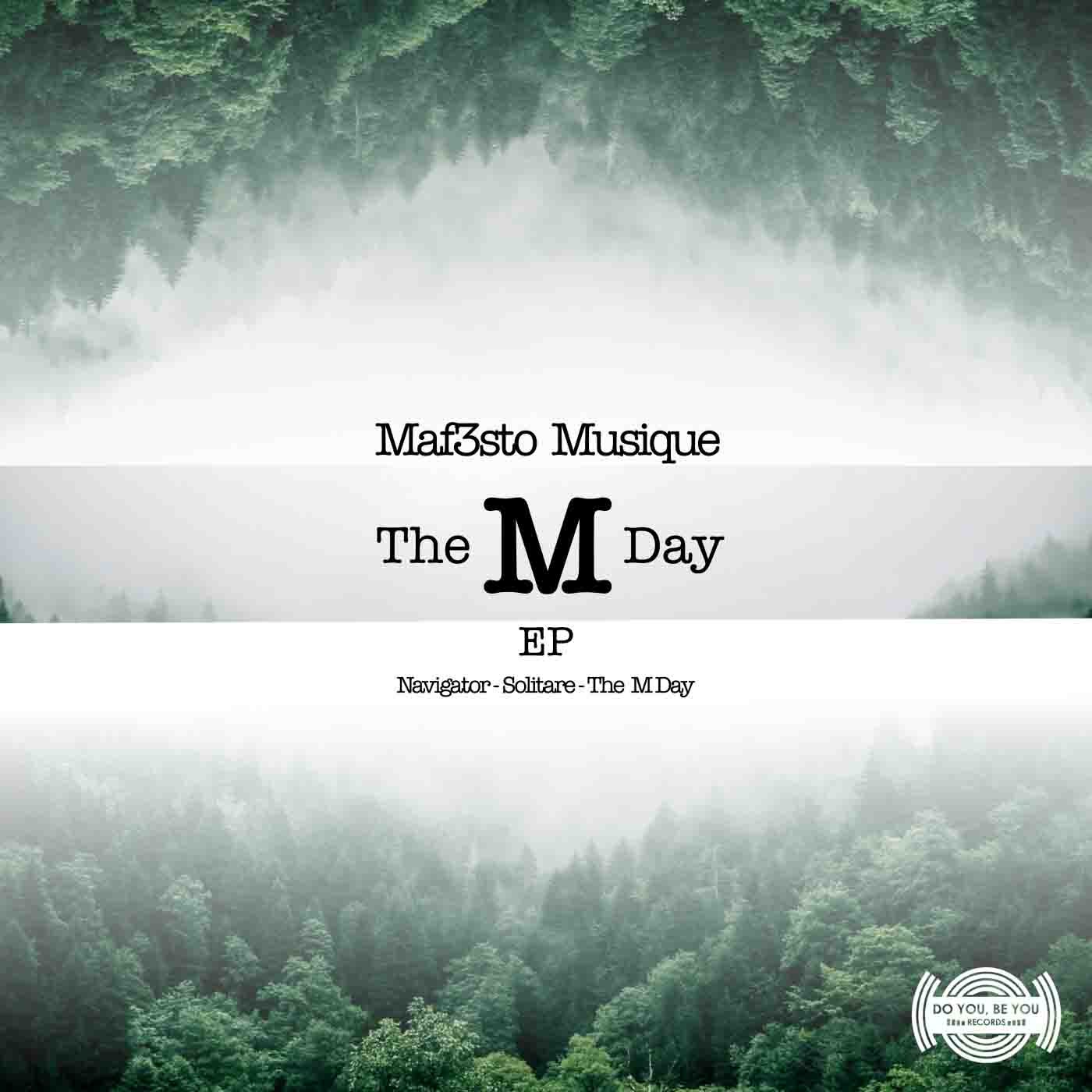 Maf3sto Musique - The M Day (2021)