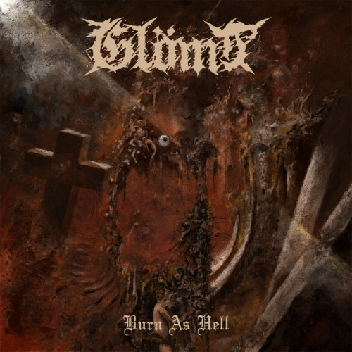 Glomt - Bvrn As Hell (2021)