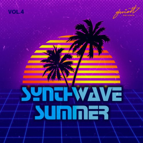 Various Performers - Synthwave Summer, Pt. 4 (2021)