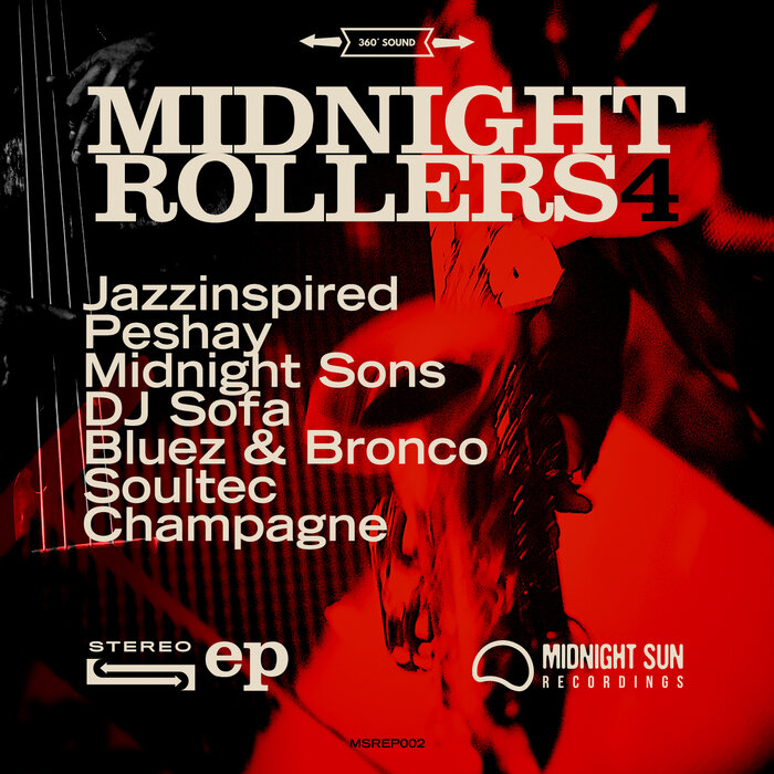 Various Performers - Midnight Rollers Vol.4 (2021)