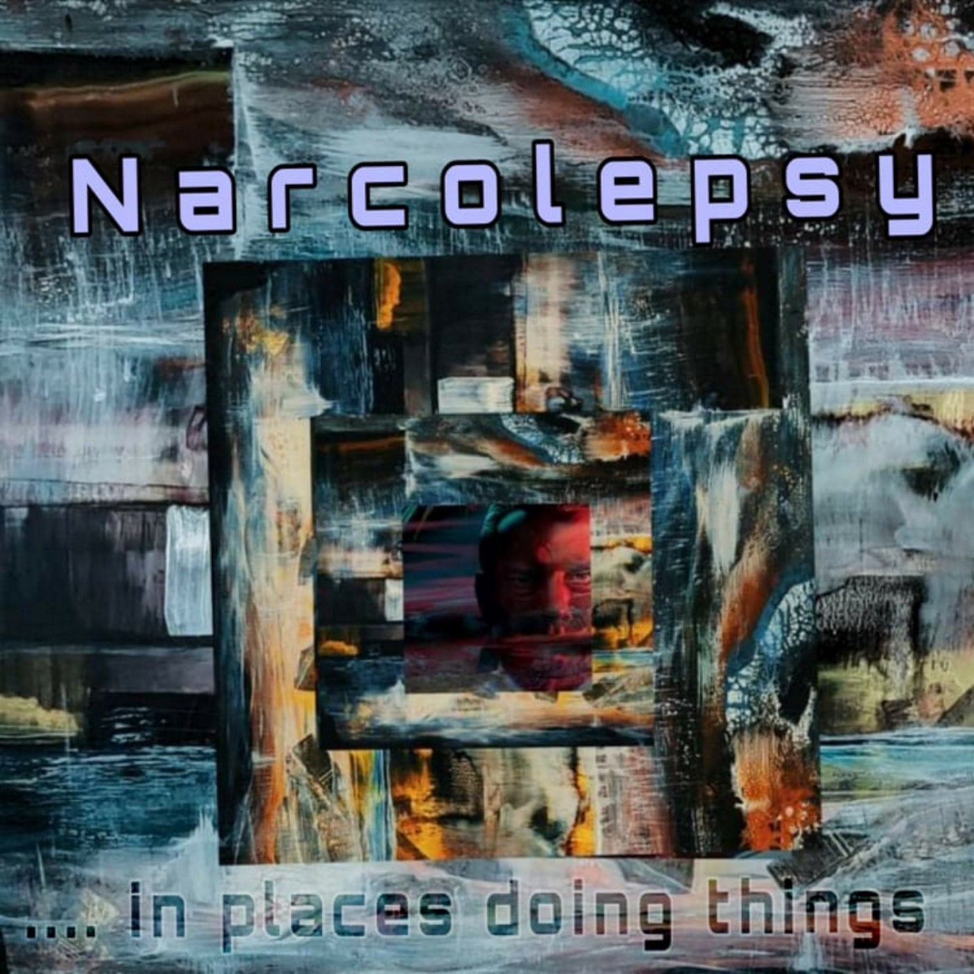 Narcolepsy & Spoon Bender, Narcolepsy - In Places Doing Things (2021)