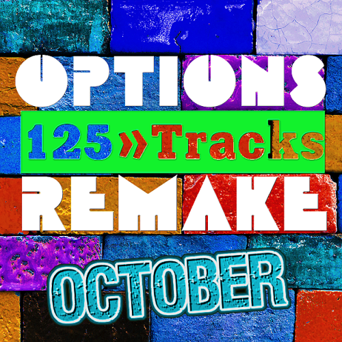 Various Performers - Options Remake 125 Tracks New October A (2021)