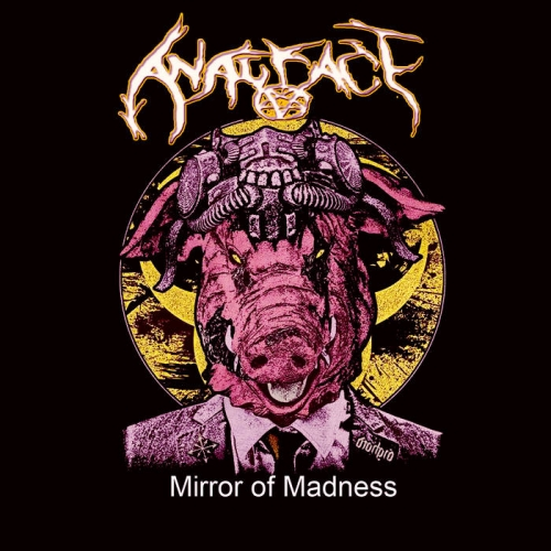 Anal Face - Mirror of Madness (2021)
