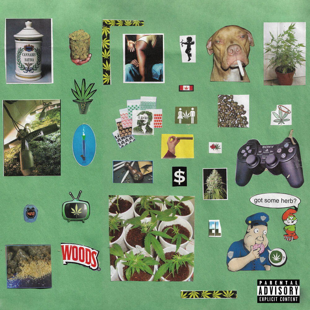 Dill the Giant - WEED MAN SON (2021)