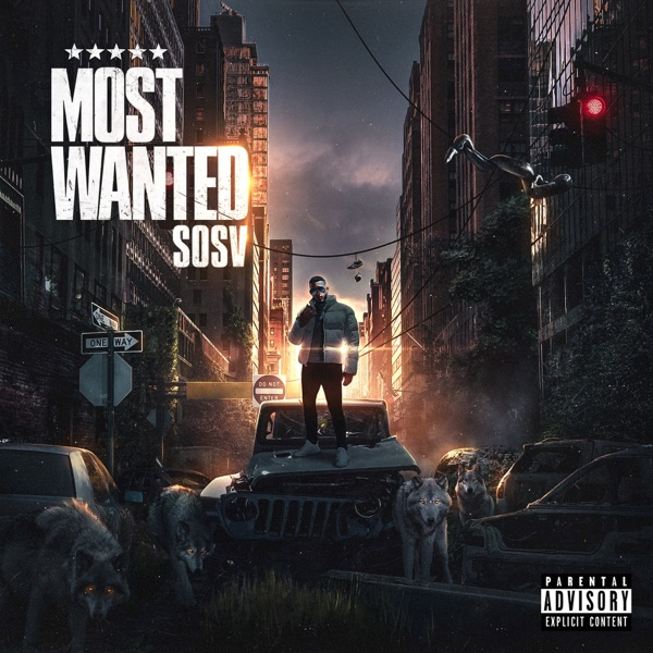 Sosv - Most Wanted (2021)