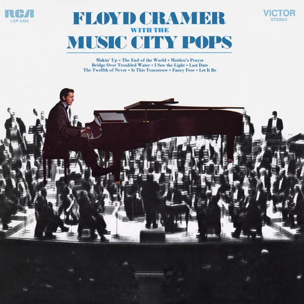 Floyd Cramer - With The Music City Pops (2021)
