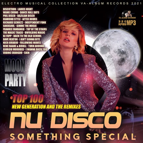 Various Musicians - Nu Disco: New Generation And The Remixes (2021)