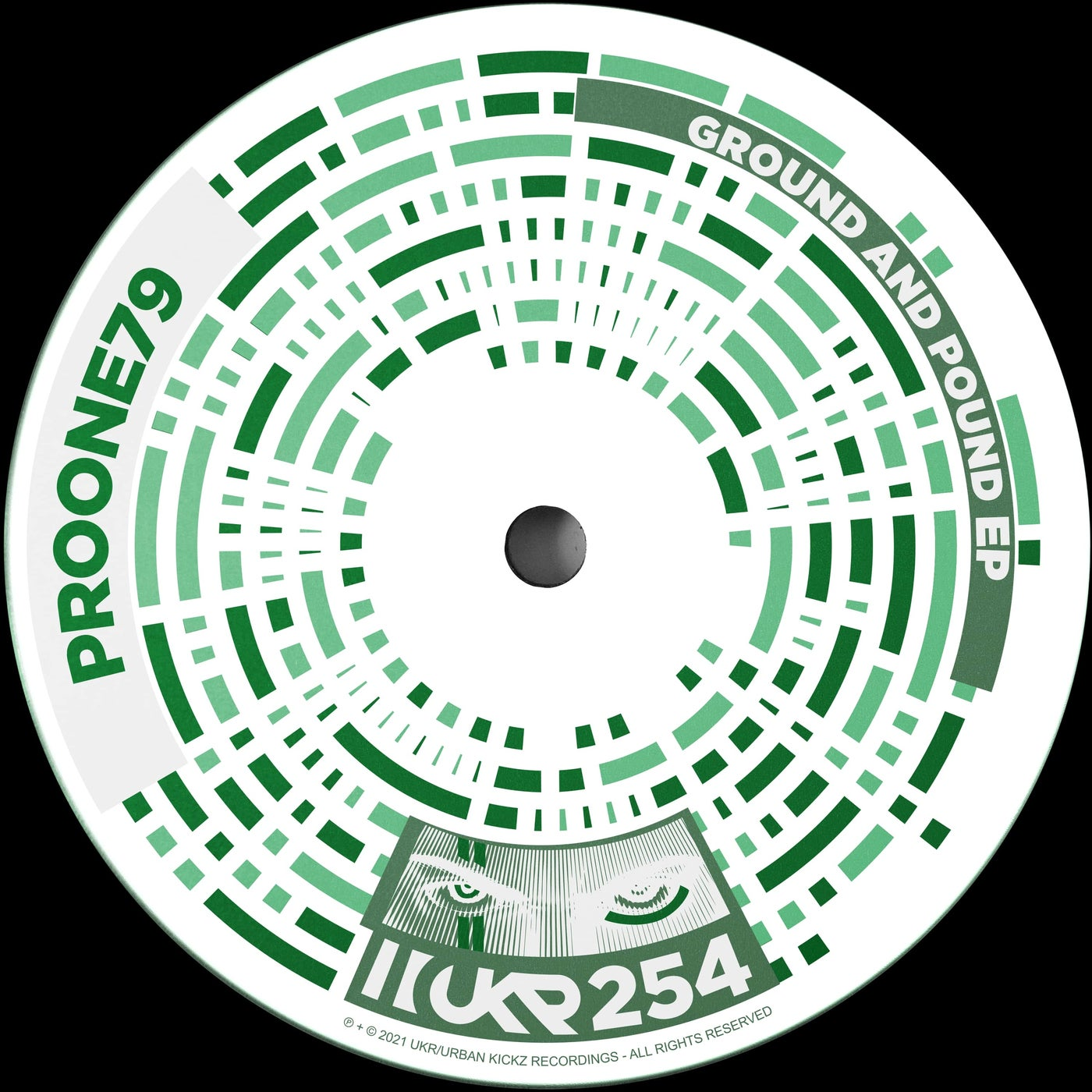 ProOne79 - Ground and Pound (2021)