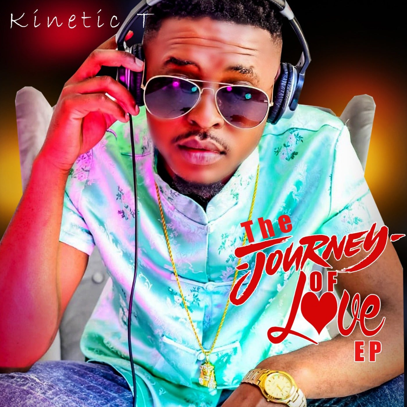 Kinetic T - The Journey Of Love (2021)