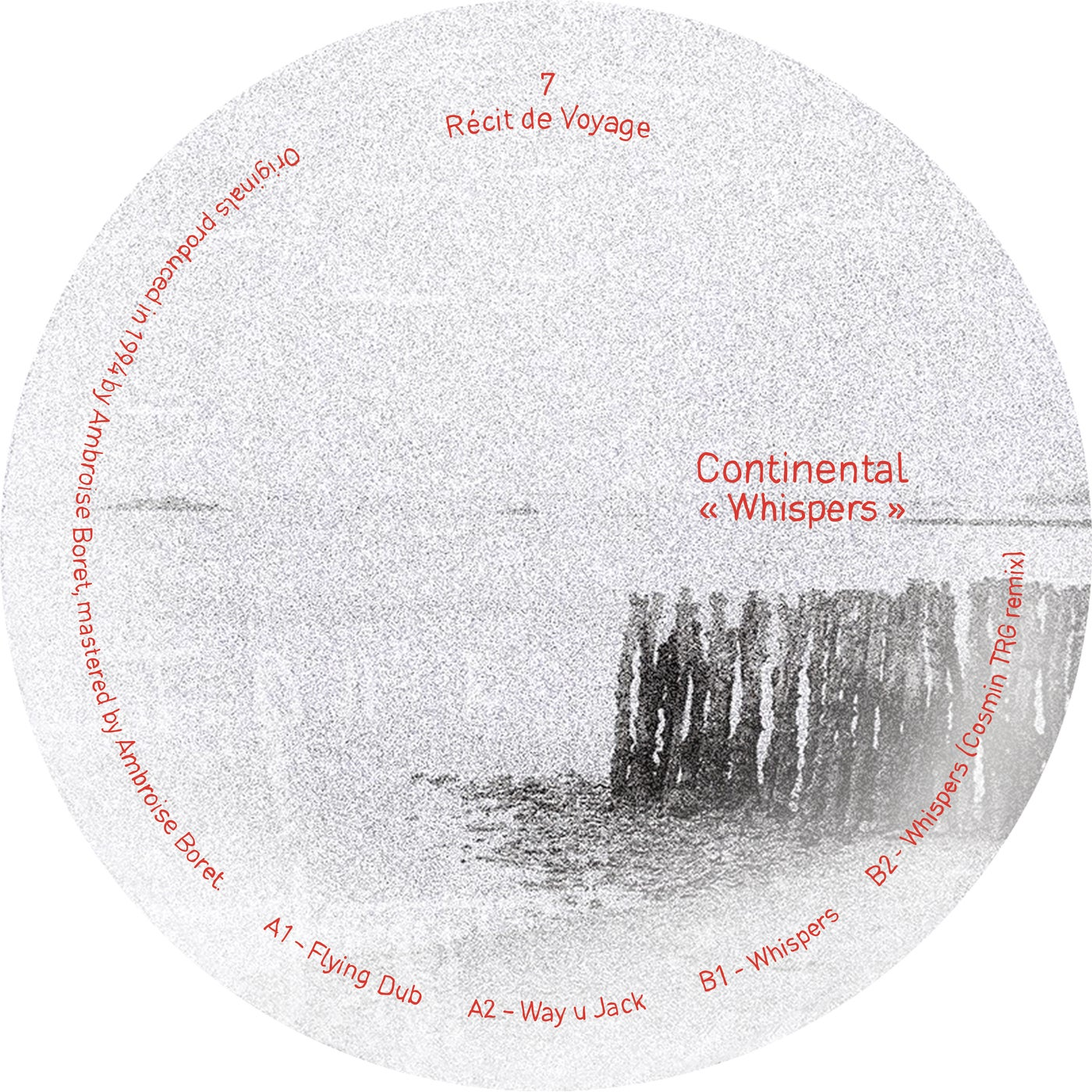 Continental - Whispers (2021)