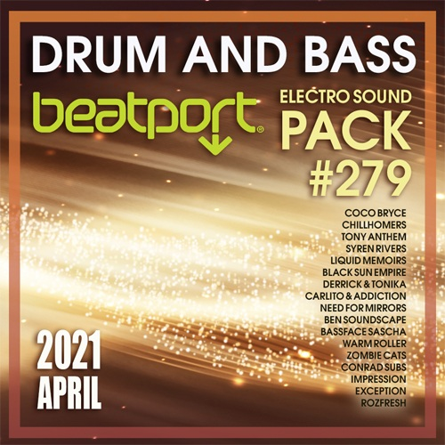Varied Performers - Beatport Drum And Bass: Sound Pack #279 (2021)