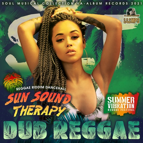 Various Artist - The Sun Sound Therapy (2021)