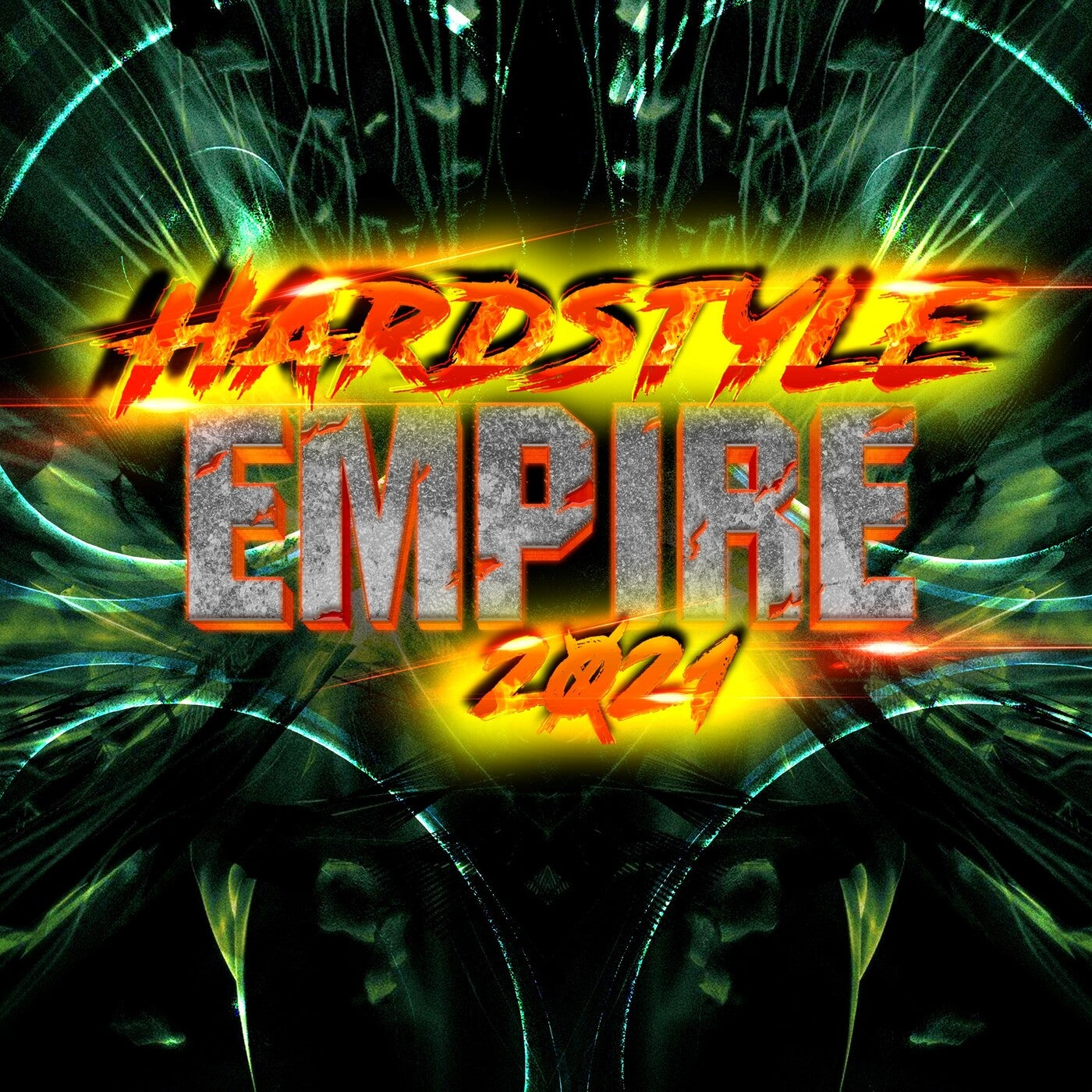 Various Performers - Hardstyle Empire 2021 (2021)