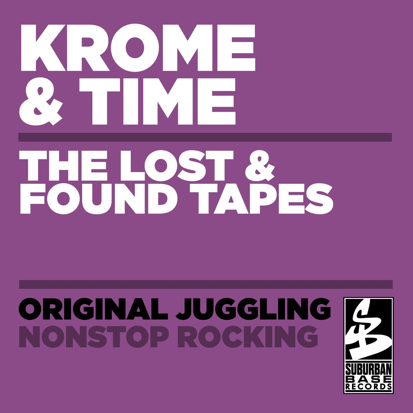 Krome - The Lost & Found Tapes (2021)