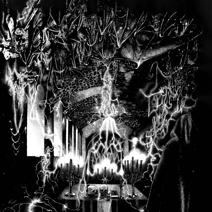 Crucifixion Bell - Eternal Grip Of The Nocturnal Empire (2021)