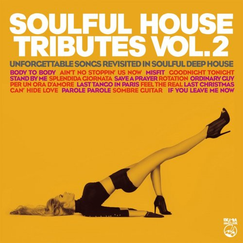 Various Performers - Soulful House Tributes Vol. 2 (2021)