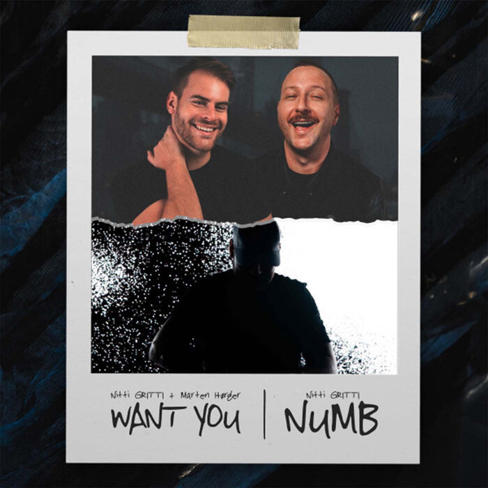 Nitti Gritti & Marten Horger - Want You / Numb (2021)