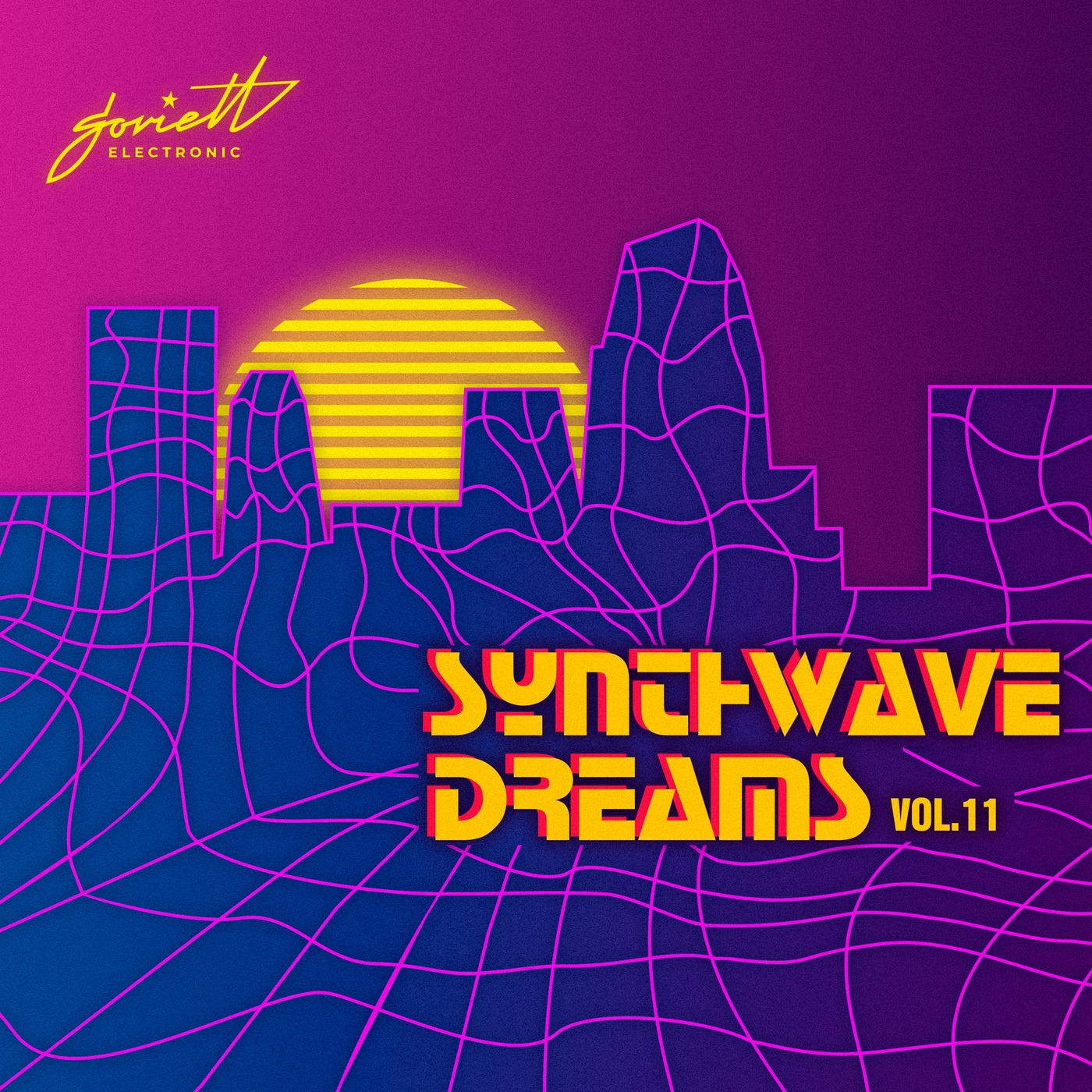 Various Performers - Synthwave Dreams, Vol. 11 (2021)