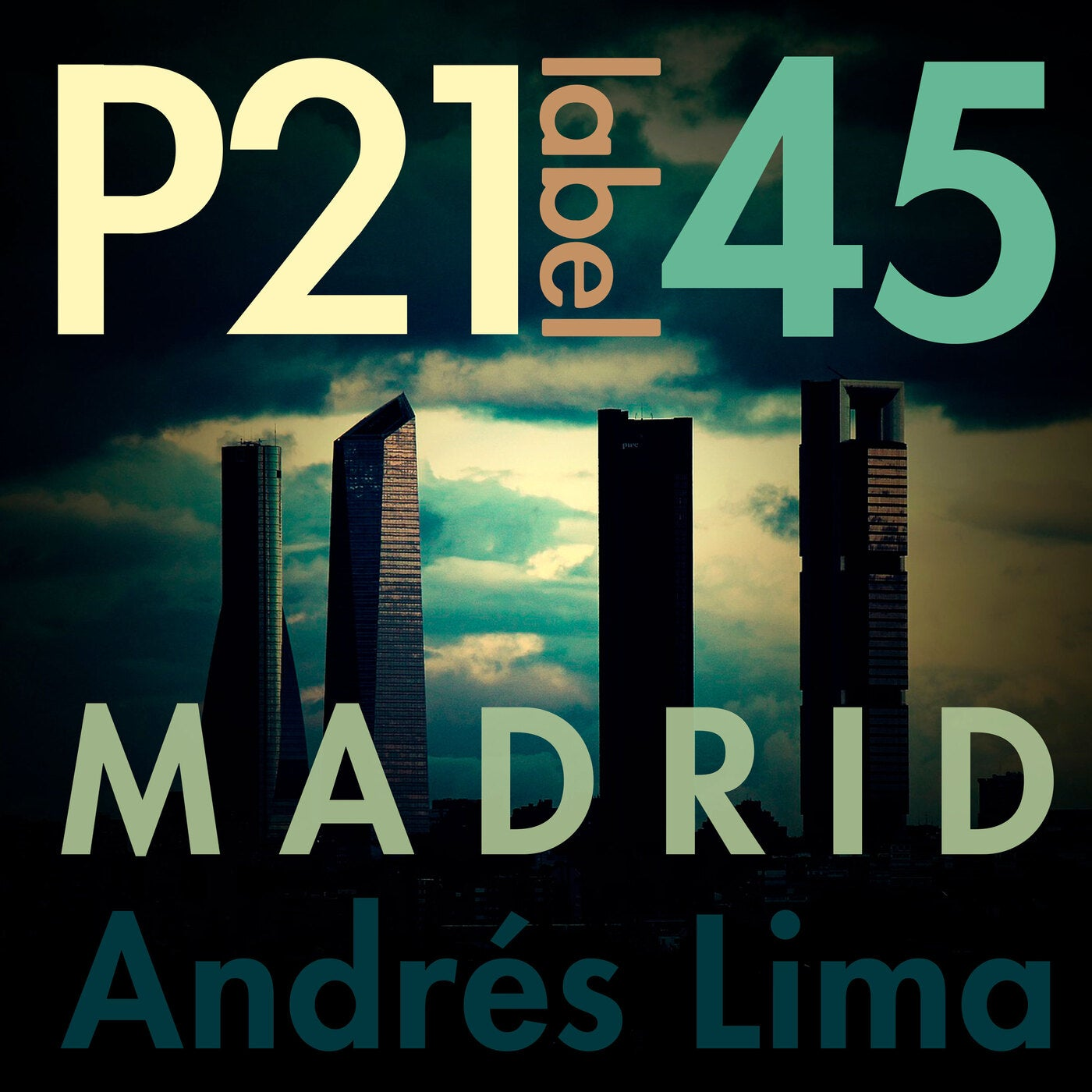 Andres Lima - Madrid (2021)