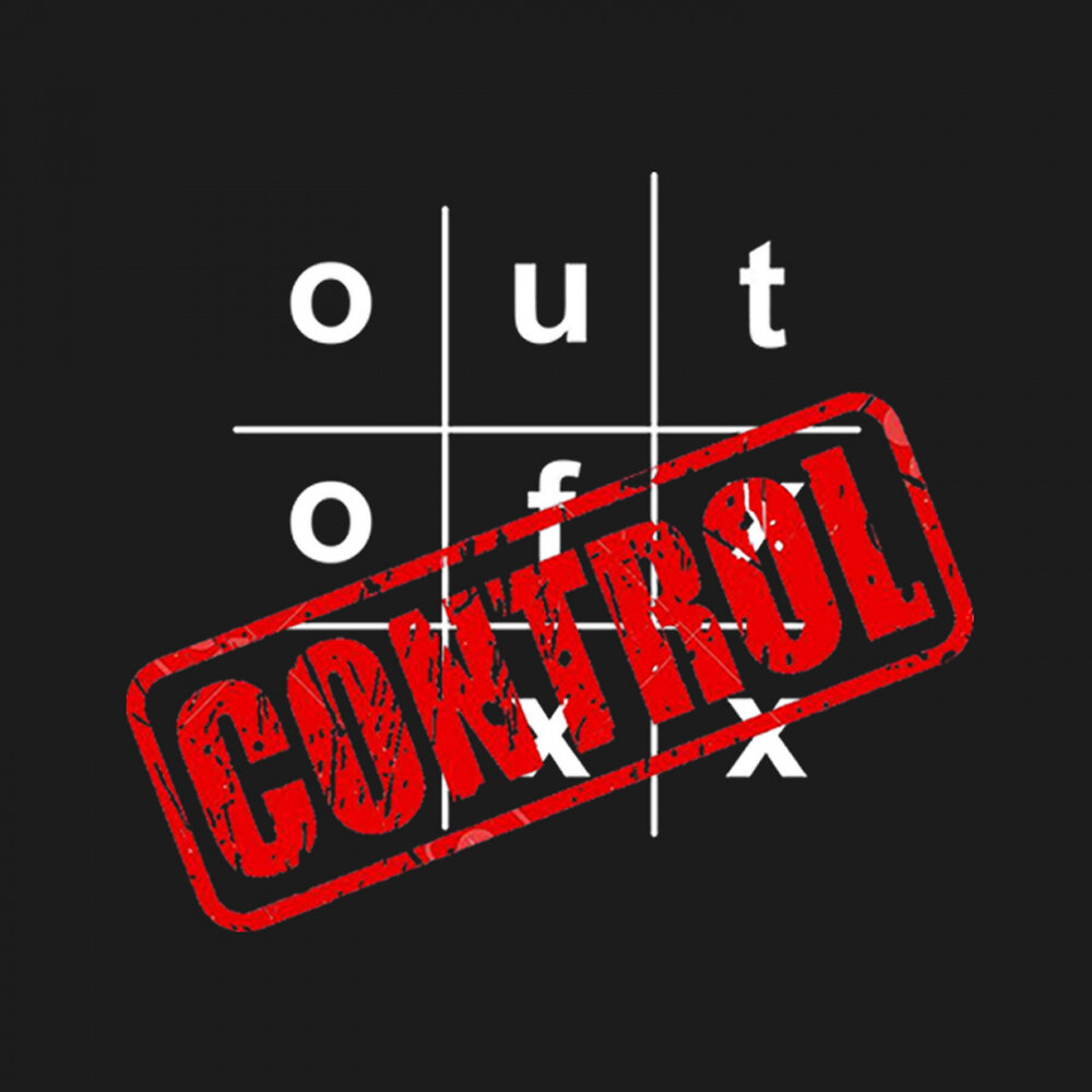 InView - Out Of Control (2021)