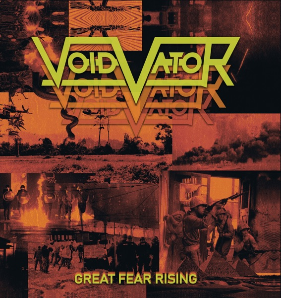 Void Vator - Great Fear Rising (2021)