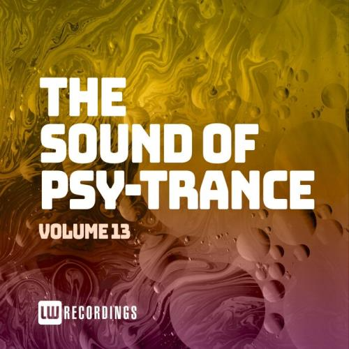 Various Performers - The Sound Of Psy-Trance, Vol. 13 (2021)