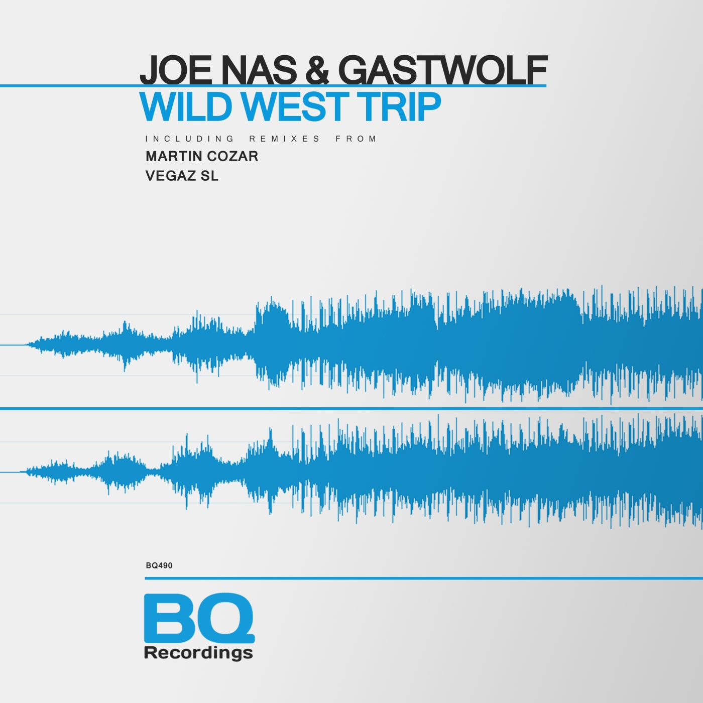 Joe Nas, Gastwolf - Wild West Trip (2021)
