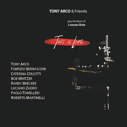 Tony Arco - This Is Love (2021)