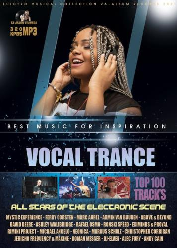 Various Artist - All Stars Of Vocal Trance (2021)