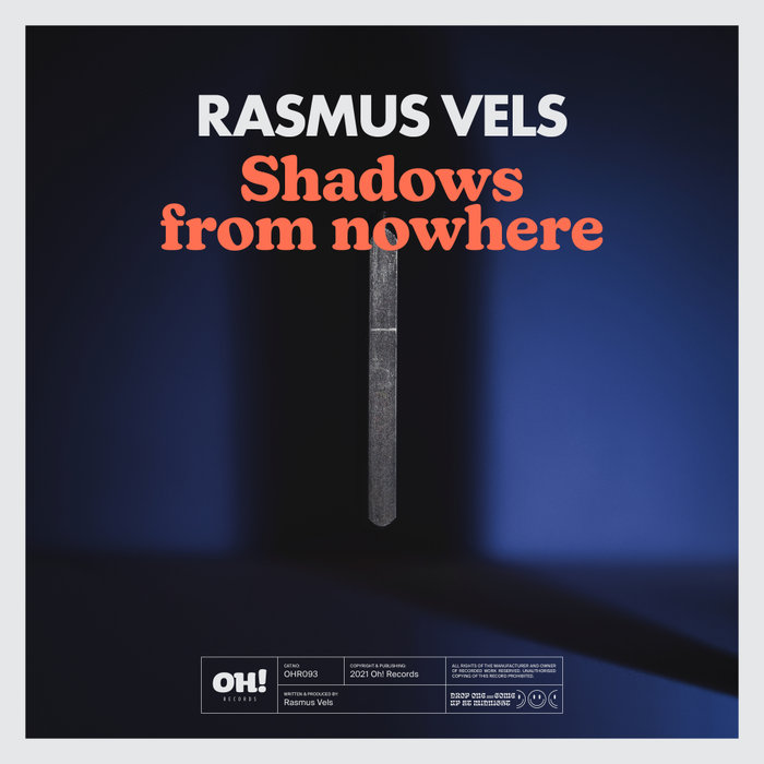 Rasmus Vels - Shadows From Nowhere (23.04.2021)