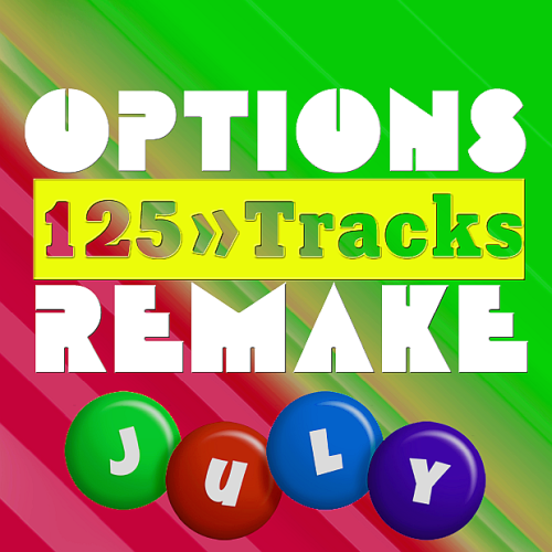 Various Performers - Options Remake 125 Tracks New July B (2021)