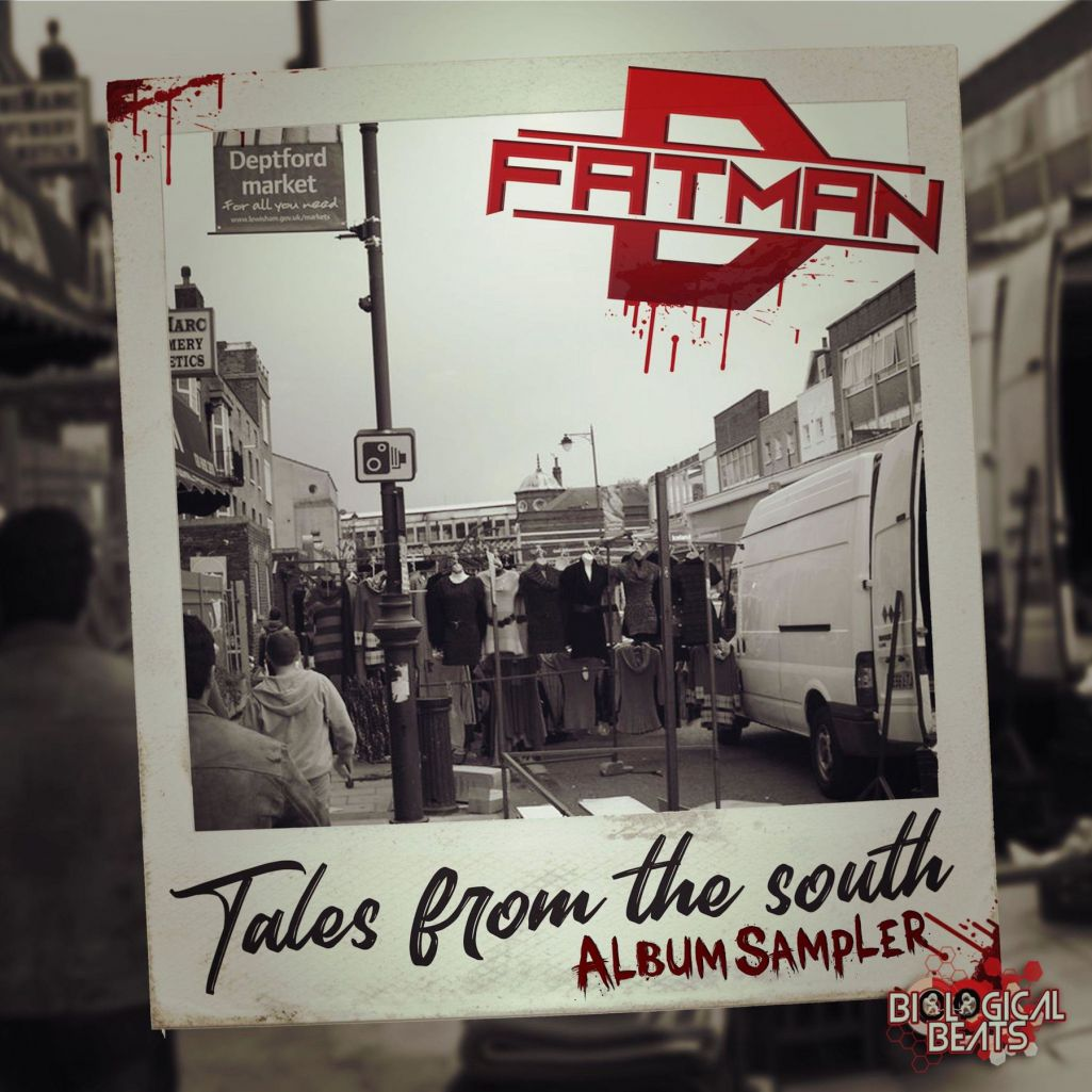 Fatman D & Dj Limited & Replicant & Smuggler - Tales From The South (2021)
