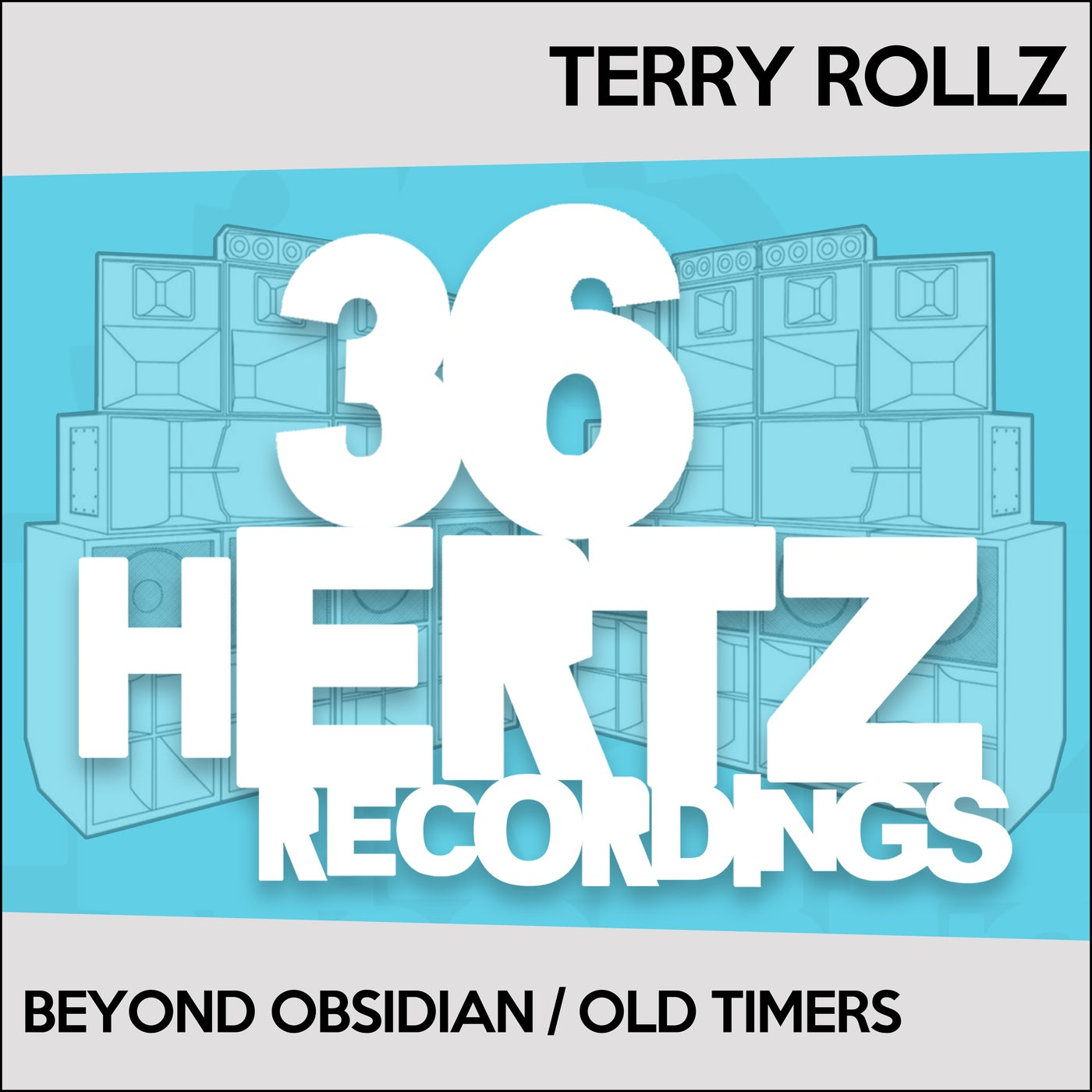 Terry Rollz - Beyond Obsidian / Old Timers (2021)