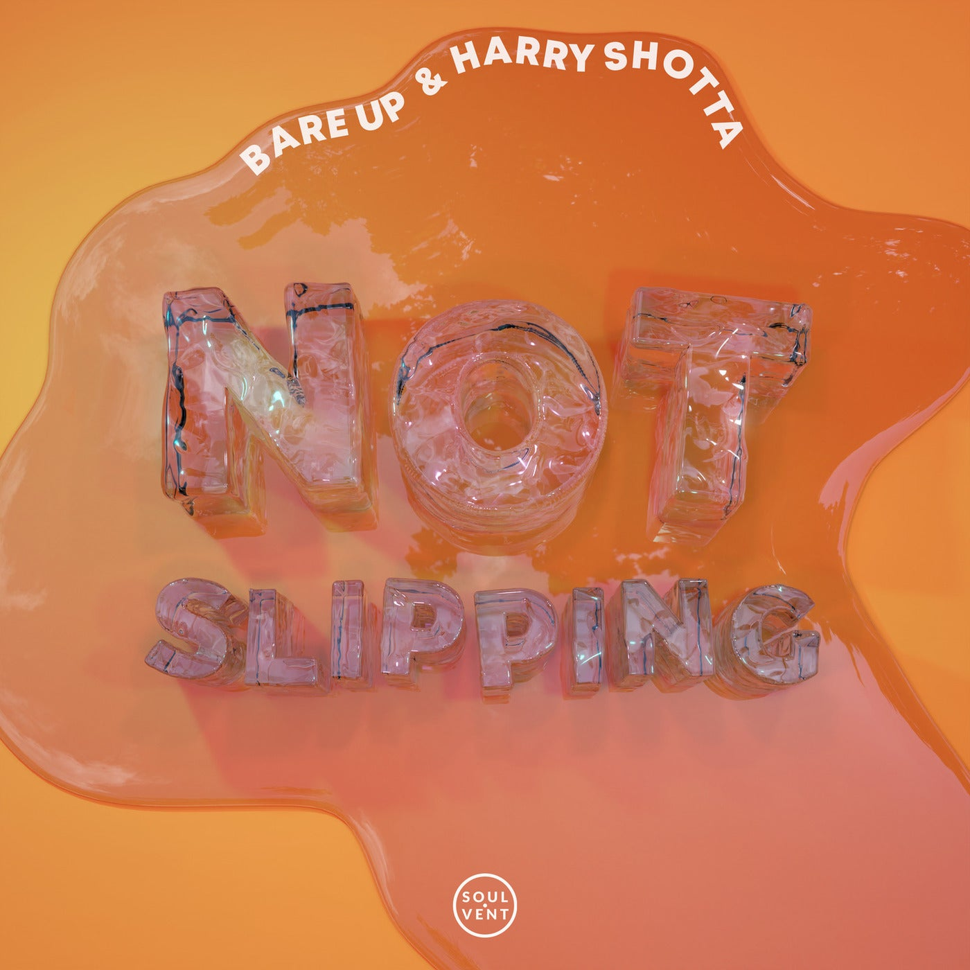 Bare Up - Not Slipping (2021)
