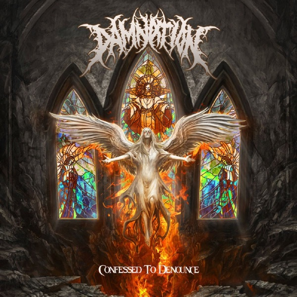 Damnation - Confessed to Denounce (2021)
