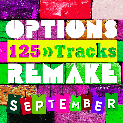 Various Performers - Options Remake 125 Tracks New September A (2021)