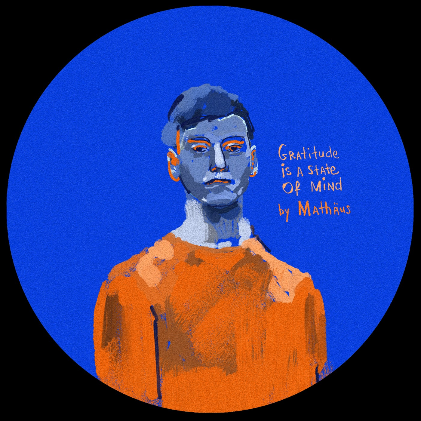 Mathaus - Gratitude Is a State of Mind (2021)