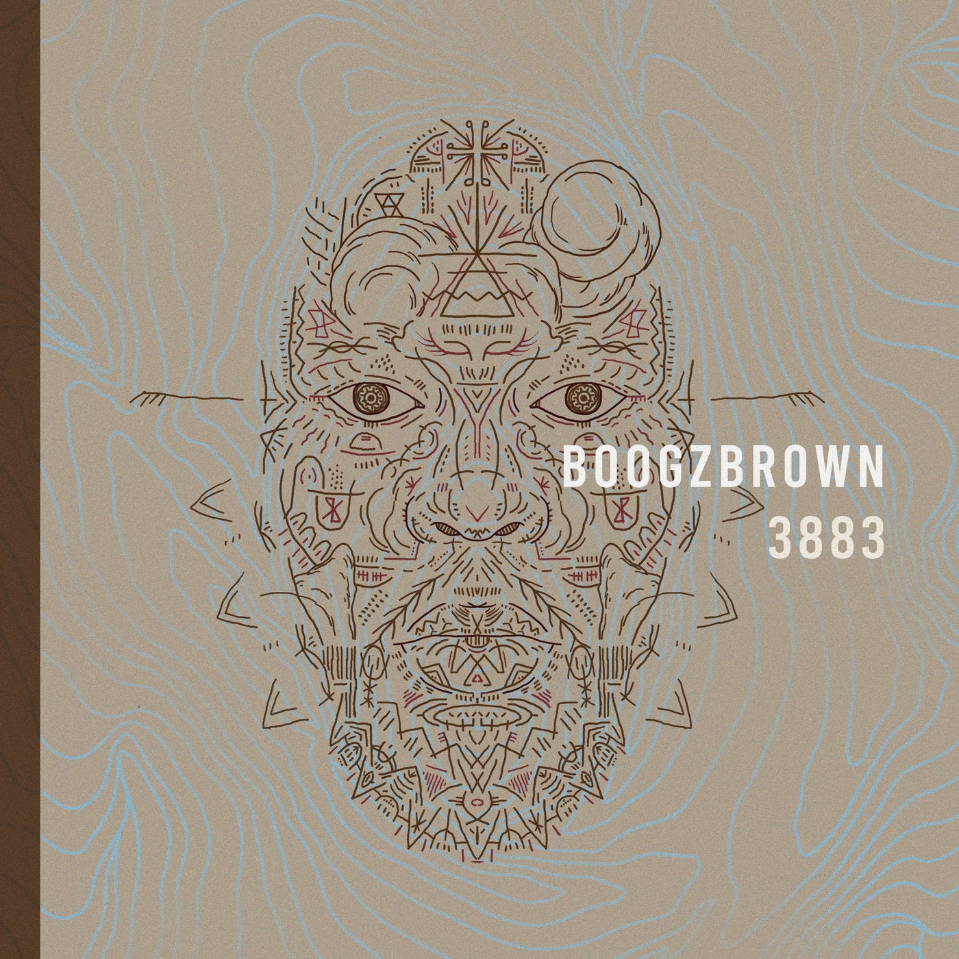 Boogzbrown - 3883 (2021)