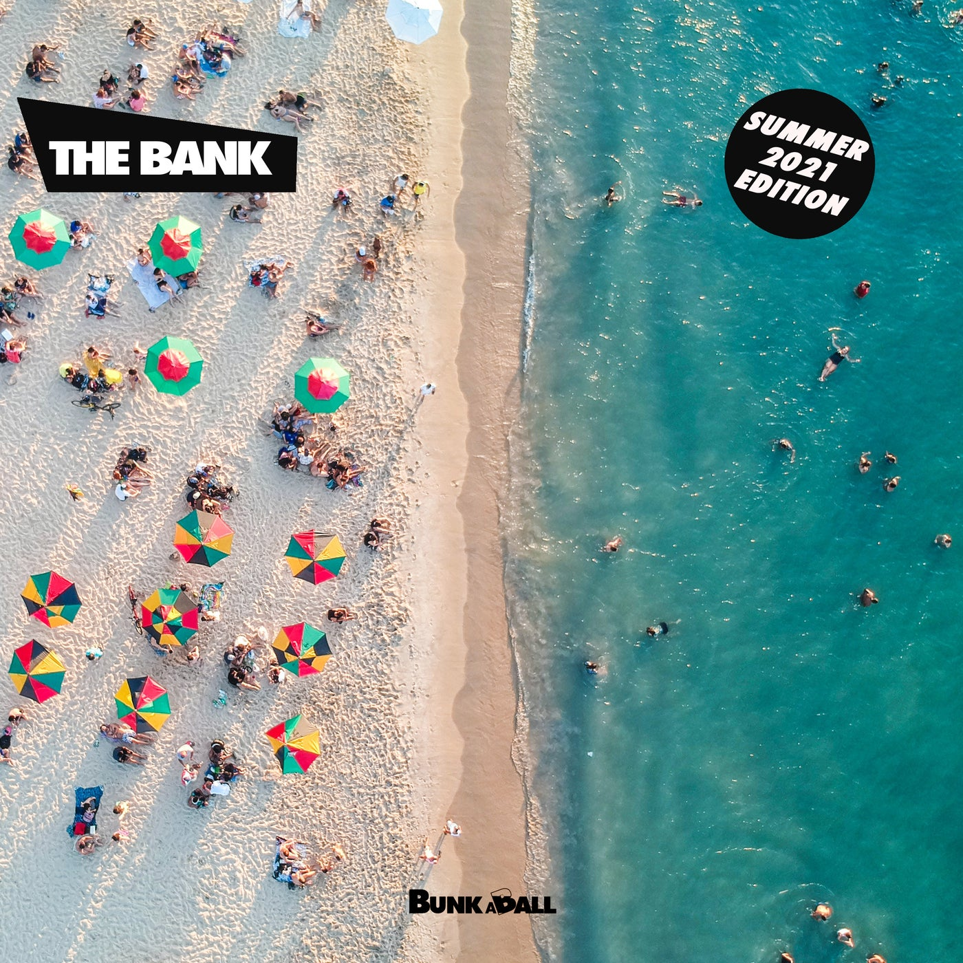 Various Performers - The Bank  Summer 2021 Edition (2021)