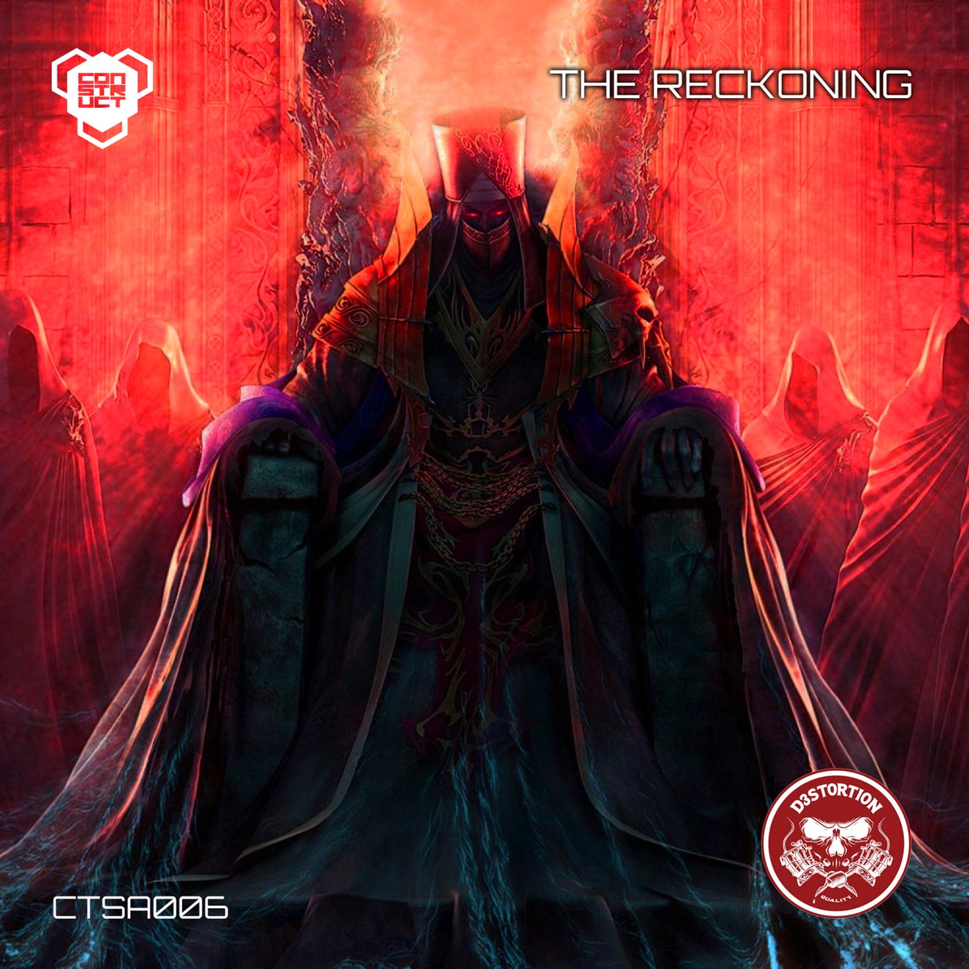 D3stortion - The Reckoning (2021)