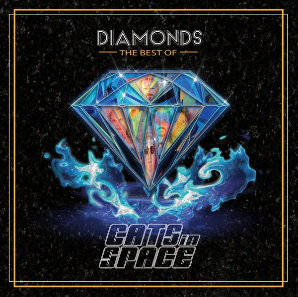 Cats In Space - Diamonds: The Best Of Cats In Space (2021)