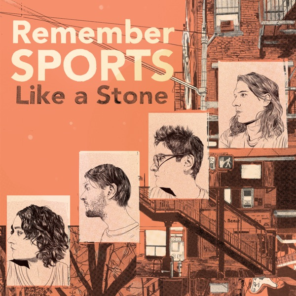 Remember Sports - Like a Stone (2021)