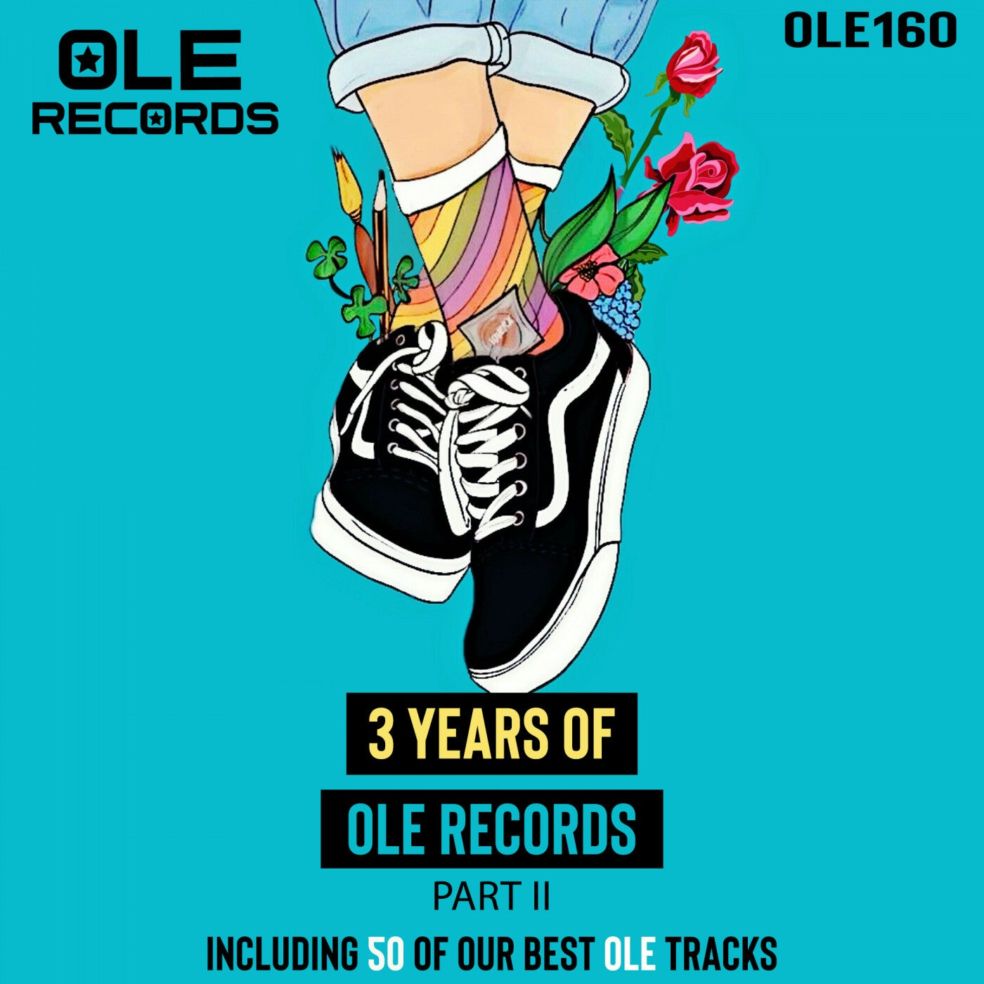 Various Performers - 3 Years Of Ole Records Part II (2021)