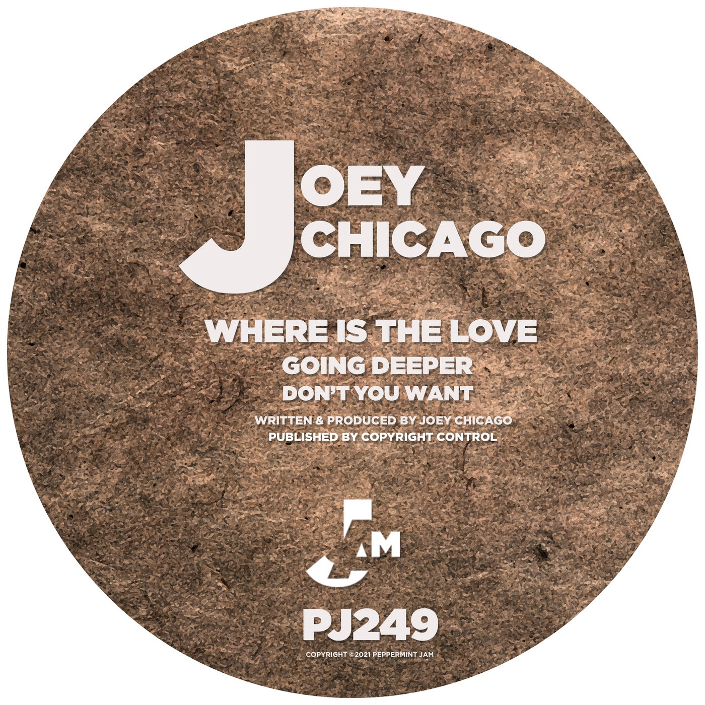 Joey Chicago - Where Is the Love (2021)
