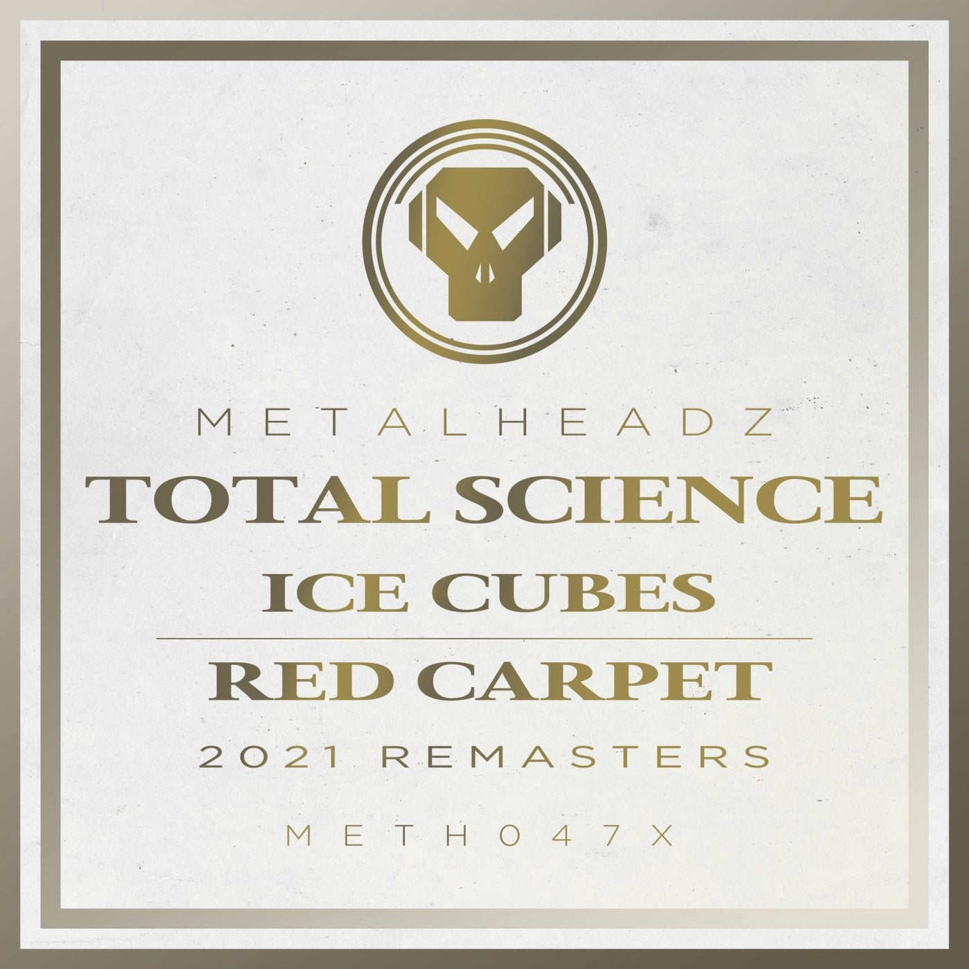 Total Science - Ice Cubes / Red Carpet (2021)