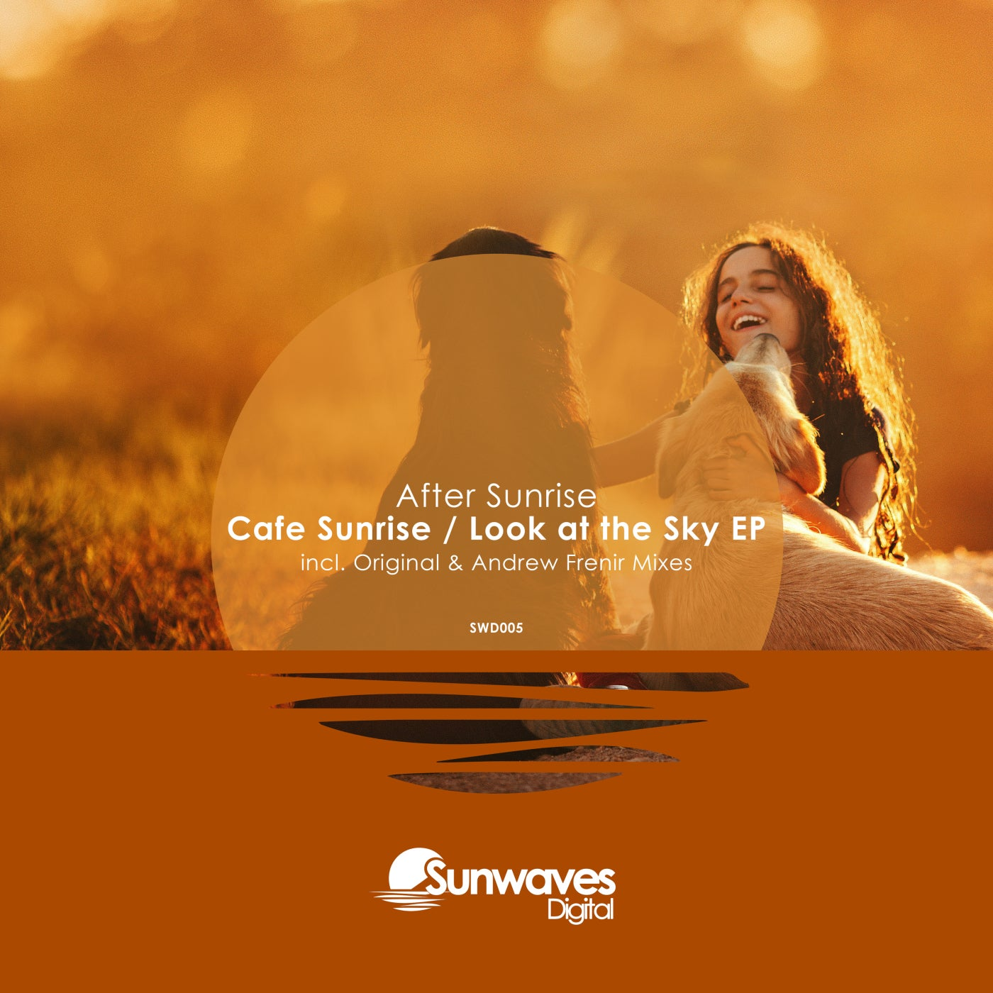 After Sunrise - Cafe Sunrise, Look at the Sky (2021)