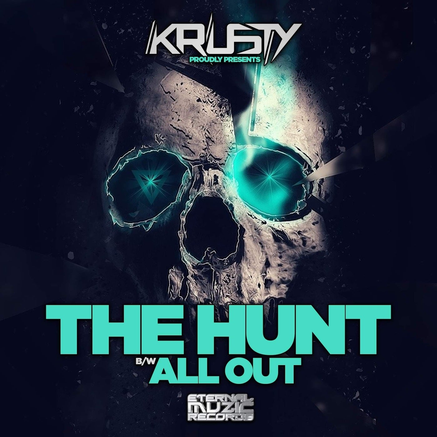 Krusty - All Out / The Hunt (2021)