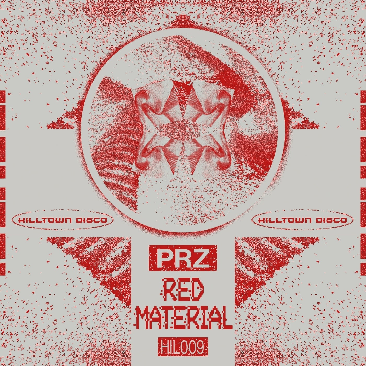 Prz - Red Material (2021)
