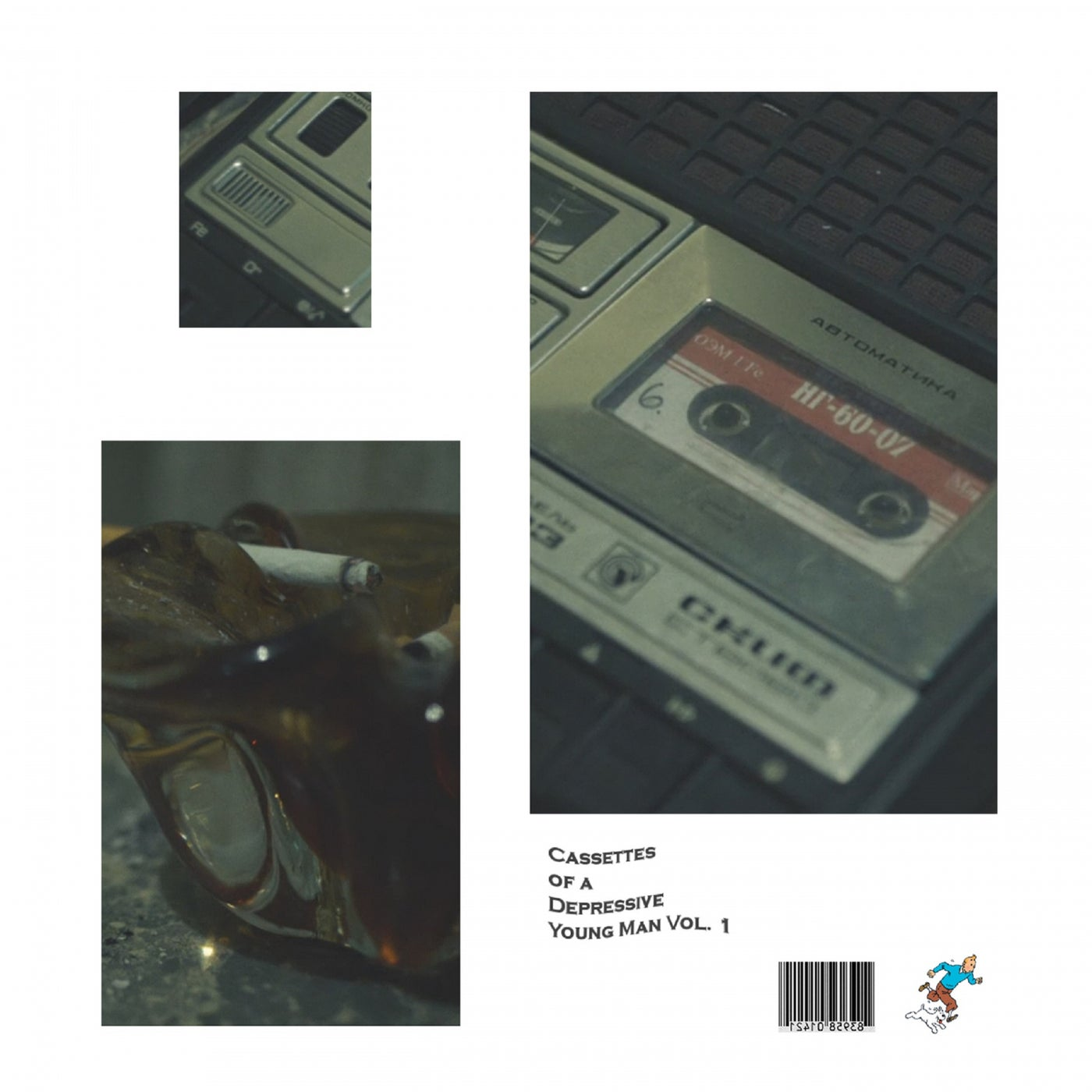 Neo Project - Cassettes of a Depressive Young Man, Vol. 1 (2021)